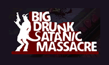 Discount Coupon in Big Drunk Satanic Massacre