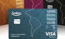 Discount Coupon in Smiles - Cartão de Crédito