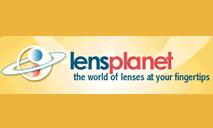 Cupom de Desconto Lensplanet