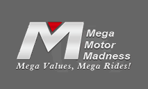 Discount Coupon in Mega Motor Madness