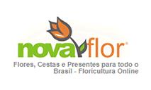 Cupom de Desconto Nova Flor